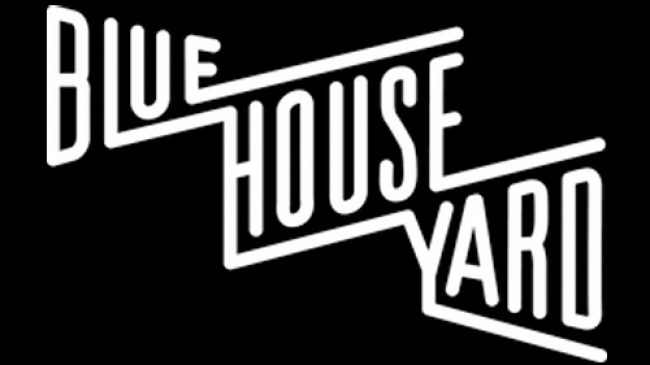 Blue House Yard