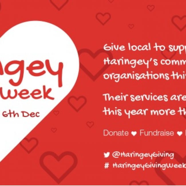 Haringey Giving Week