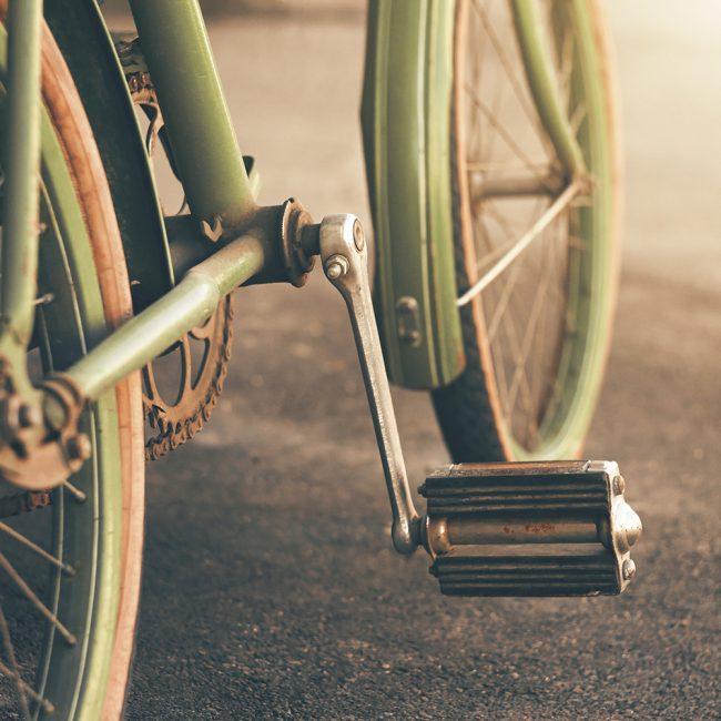 Get a £50 voucher to repair your old bike
