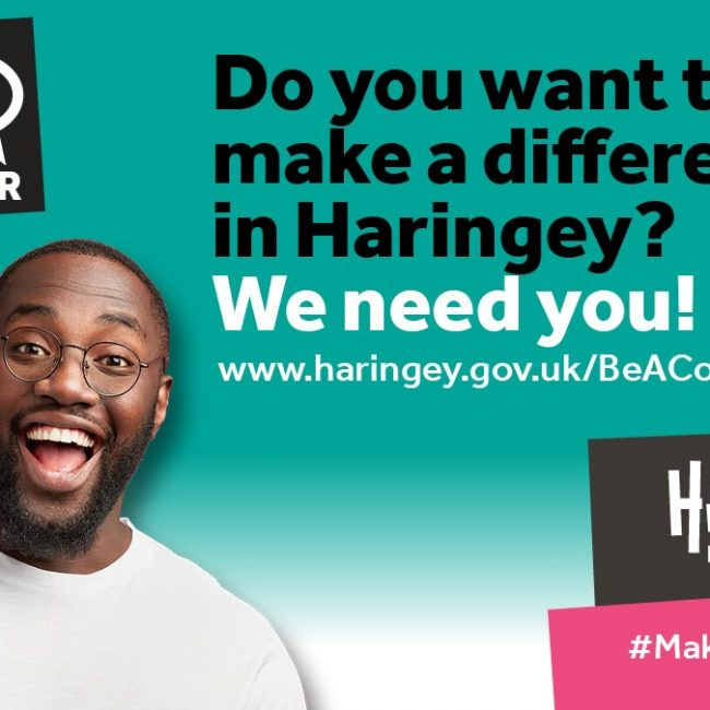 Haringey Council launches 'Be a Councillor' campaign