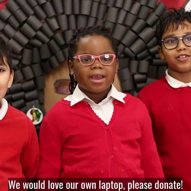 Digital Divide Appeal gets £350,000 cash boost to support Haringey's young people