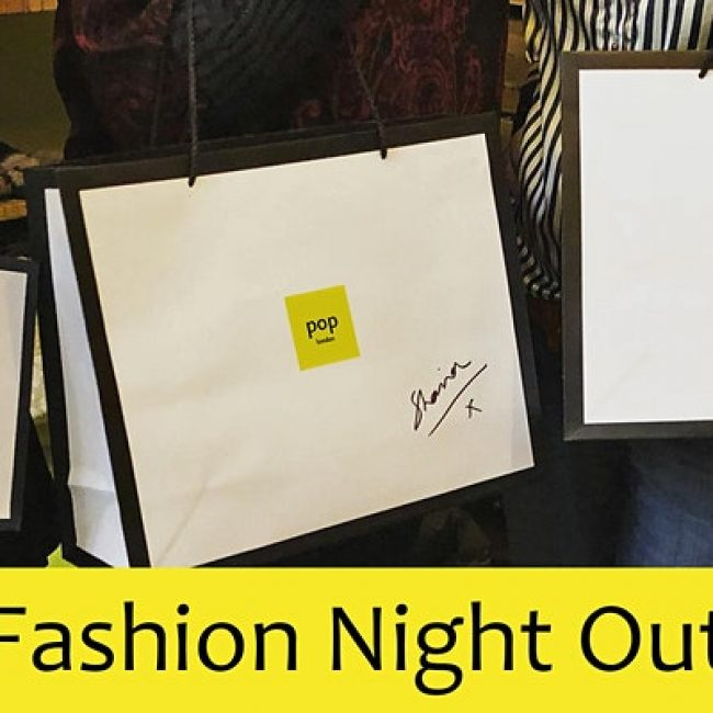 Sustainable Fashion Week Night Out