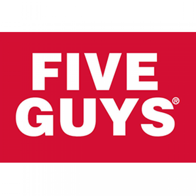 Five Guys, Wood Green