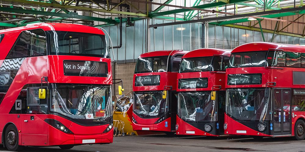 TfL reminds Londoners of important changes to buses when schools start to return next week