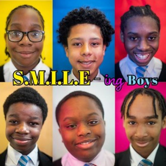 Exhibition: S.M.I.L.E-ing Boys Project