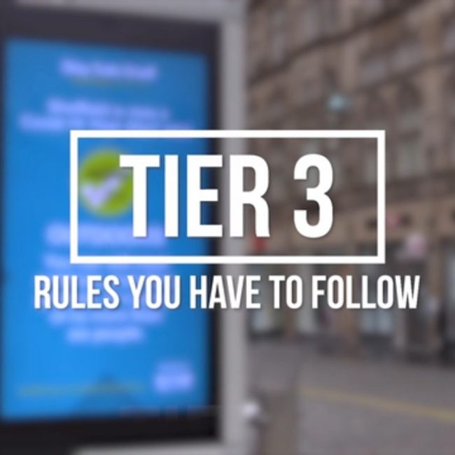 What are the Tier 3 rules as London faces new Covid restrictions?