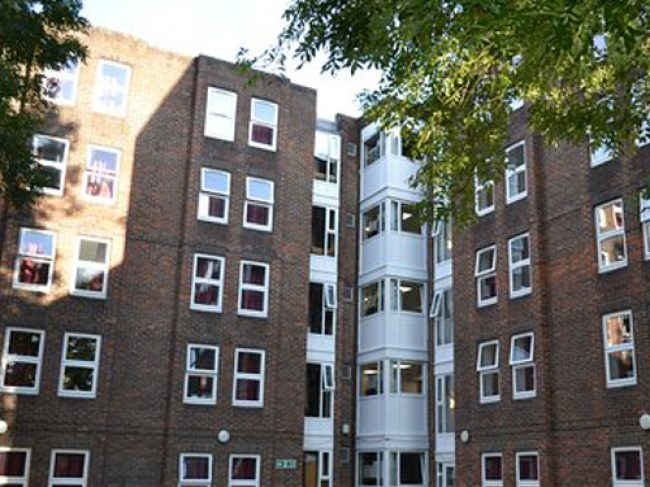 Wood Green Hall of Residence