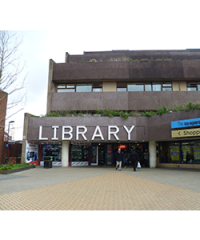 Wood Green Library and Customer Services