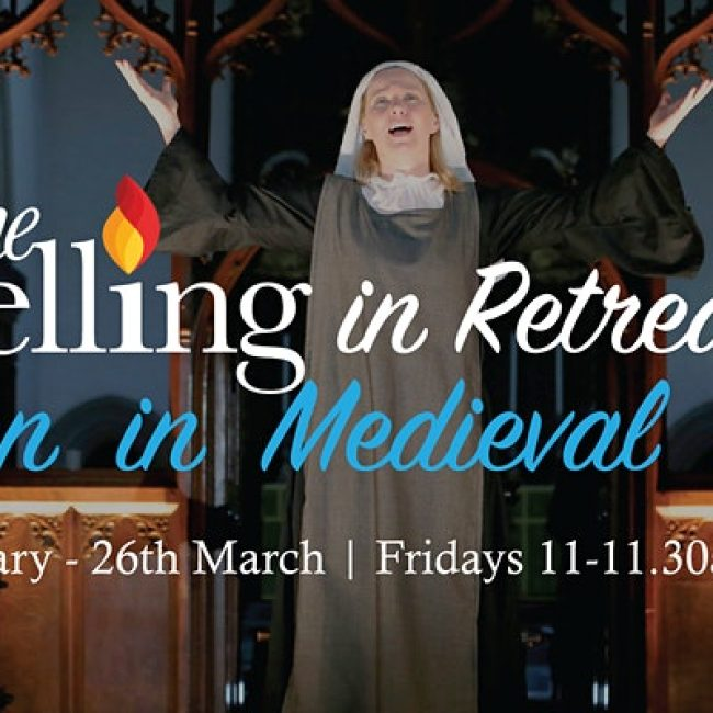 The Telling in Retreat: Women in Medieval Music