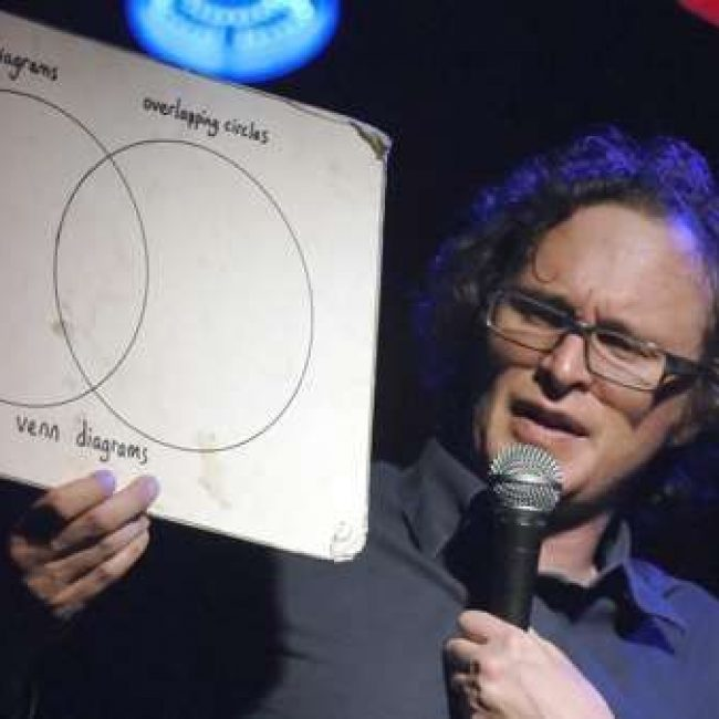 Poetry and Poppadums feat. Simon Munnery