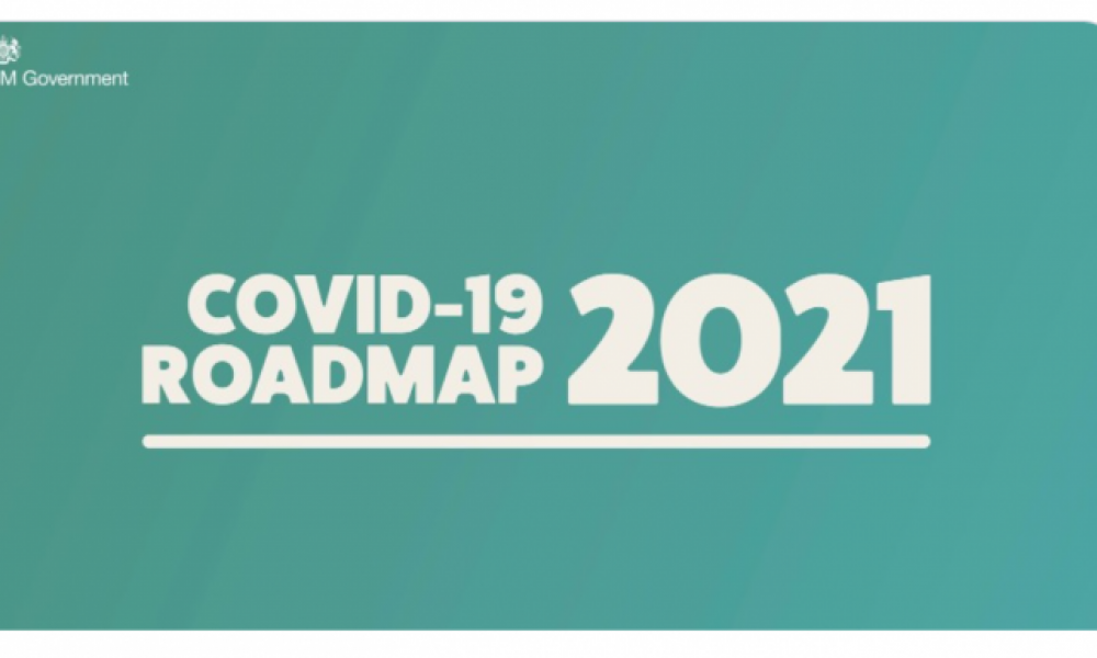 Spring 2021 – Update on Roadmap out of Lockdown