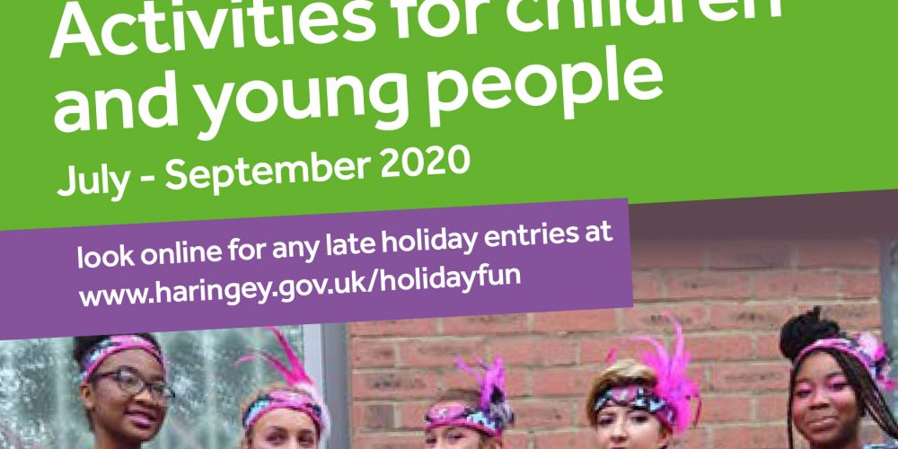 Get Involved – Lots of Activities for Young People